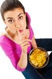 Concetti di nutrizione Immagine Stock