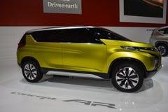 Concetto AR di Mitsubishi al salone dell'automobile di Ginevra Fotografia Stock Libera da Diritti