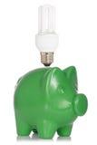Concetto astuto di energia Immagine Stock