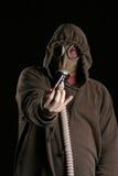 Concetto contro il fumo Fotografia Stock Libera da Diritti