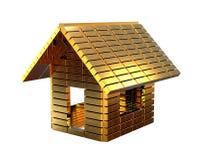 Concetto costoso della casa illustrazione vettoriale