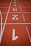 Concetto dei campi sportivi Immagini Stock Libere da Diritti