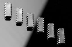Concetto dei chip Fotografie Stock Libere da Diritti