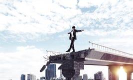 Concetto dei rischi e dei pericoli nascosti Immagini Stock