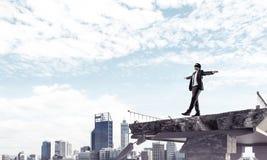 Concetto dei rischi e dei pericoli nascosti Immagine Stock
