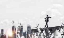 Concetto dei rischi e dei pericoli nascosti Fotografia Stock Libera da Diritti