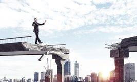 Concetto dei rischi e dei pericoli nascosti Immagine Stock Libera da Diritti