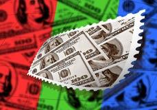 Concetto dei soldi illustrazione di stock