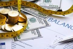 Concetto dei soldi di risparmio Immagini Stock Libere da Diritti