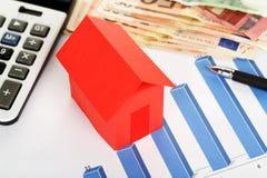 Concetto 6 del bene immobile Immagine Stock Libera da Diritti