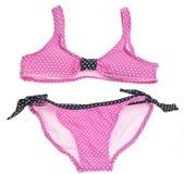 Concetto del bikini di estate Immagini Stock Libere da Diritti