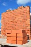 Concetto del cantiere della Camera di lavoro di muratura Come porre i mattoni gradisca un muratore fotografia stock
