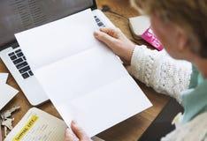 Concetto del collegamento di comunicazione della corrispondenza della posta di lettera fotografia stock