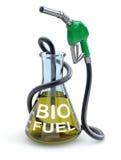 Concetto del combustibile biologico illustrazione vettoriale