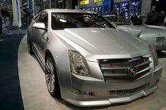 Concetto del coupé del Cadillac CTS Fotografia Stock