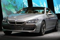 Concetto del coupé di BMW Serie 6 Immagine Stock