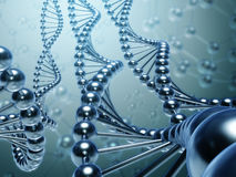 Concetto del DNA illustrazione vettoriale