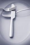 Concetto del menu del ristorante Immagini Stock