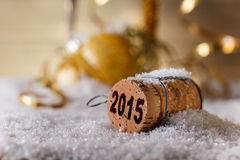 Concetto del nuovo anno Fotografia Stock Libera da Diritti