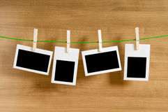 Concetto del progettista - blocchi per grafici in bianco della foto Fotografia Stock