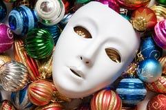 Concetto del teatro con il bianco Immagini Stock Libere da Diritti