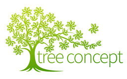 Concetto dell'albero royalty illustrazione gratis