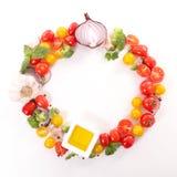 Concetto dell'alimento salutare Fotografia Stock Libera da Diritti