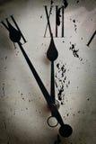 Concetto dell'orologio Fotografia Stock Libera da Diritti