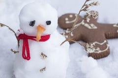 Concetto della depressione di inverno fotografia stock
