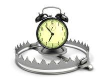 Concetto della gestione di tempo Fotografia Stock Libera da Diritti