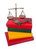 Concetto della giustizia Fotografia Stock