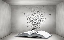 Concetto della lettura Fotografia Stock