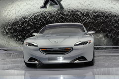 Concetto della Peugeot SR1 Fotografia Stock
