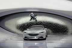 Concetto della Peugeot SR1 Fotografie Stock Libere da Diritti