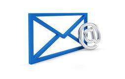 Concetto della posta Immagine Stock
