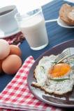 Concetto della prima colazione della luce morbida Fotografie Stock