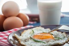 Concetto della prima colazione della luce morbida Fotografia Stock Libera da Diritti