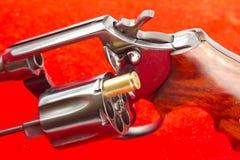 Concetto delle roulette russe Fotografia Stock