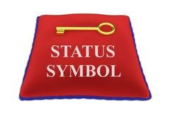 Concetto dello status symbol Immagine Stock