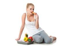 Concetto dello stile di vita sano. Immagini Stock