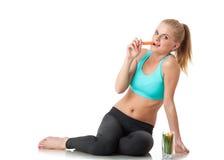 Concetto dello stile di vita sano. Immagini Stock Libere da Diritti