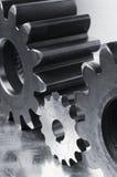 Concetto di acciaio inossidabile Immagini Stock Libere da Diritti