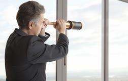 Concetto di affari Fotografie Stock