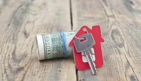 Concetto di affari del bene immobile Immagine Stock