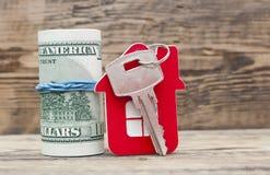 Concetto di affari del bene immobile Immagine Stock Libera da Diritti