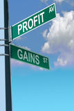 Concetto di affari di vendita    Immagini Stock