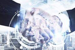 Concetto di affari di web Immagine Stock