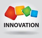 Icona dell'innovazione Immagine Stock