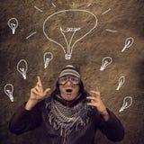 Concetto di affari: Idee Immagini Stock