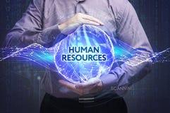 Concetto di affari, di tecnologia, di Internet e della rete Giovane busine Fotografia Stock Libera da Diritti